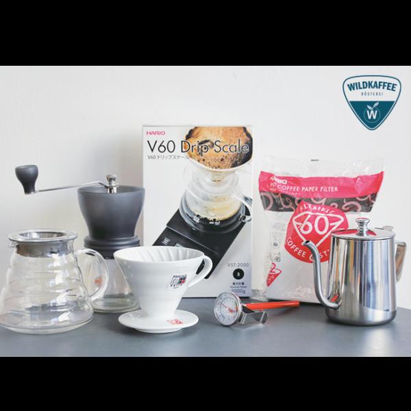 Filterkaffee - Starter-Set