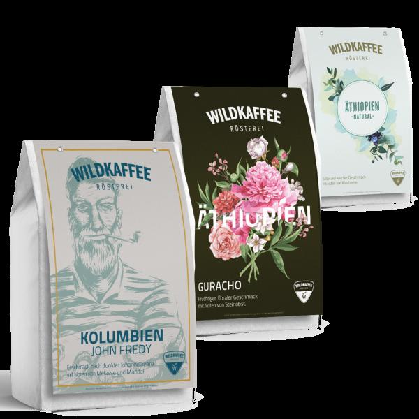 Probierpaket - Filterkaffee