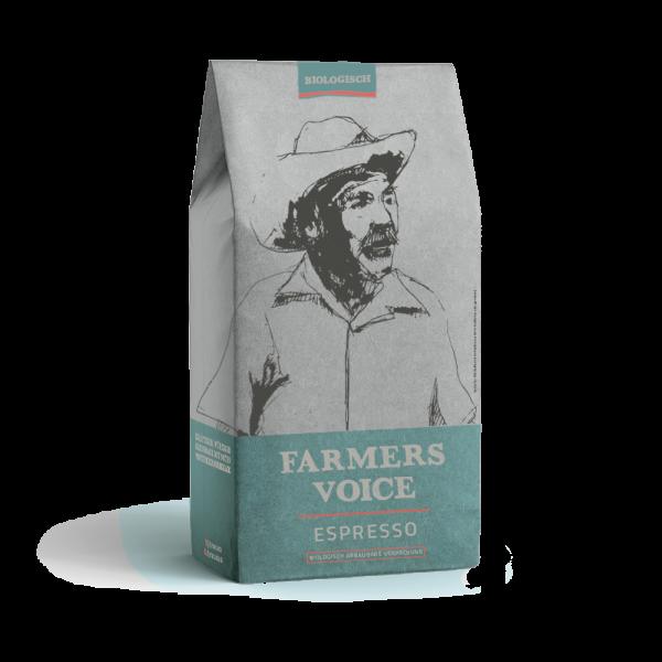 Farmers Voice - Espresso - Biologisch