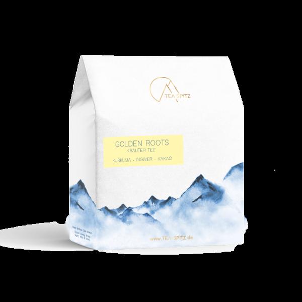 Golden Roots - Kräuter Tee